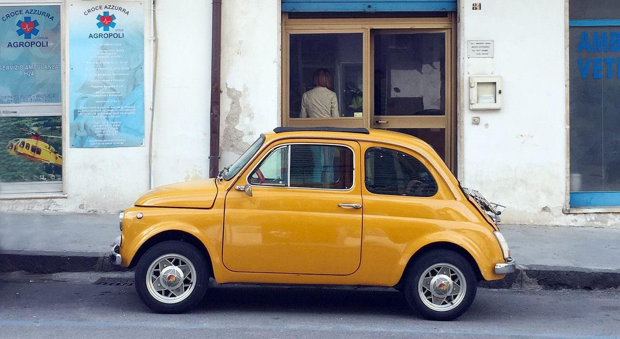 Små biler dræner din bundlinie.